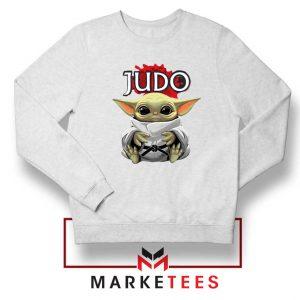 Baby Yoda Judo Sweater