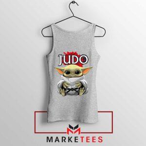 Baby Yoda Judo Tank Top