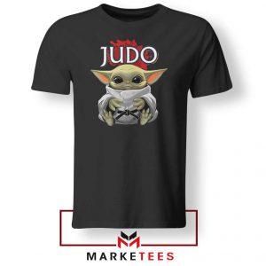 Baby Yoda Judo Tshirt