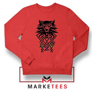 Bear School Witcher Sweater