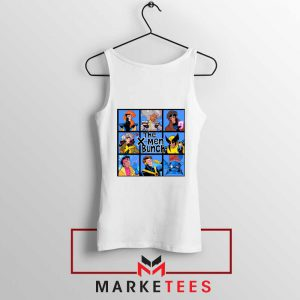 Bunch X Men Tank Top