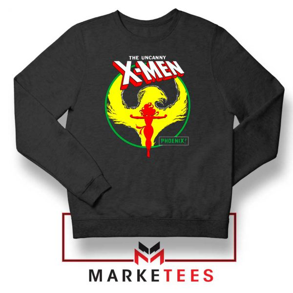 Circle Dark Phoenix Sweater