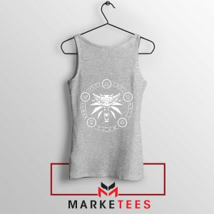 Circle of Elements Grey Tank Top