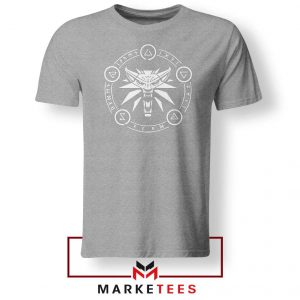 Circle of Elements Grey Tshirt