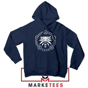 Circle of Elements Navy Hoodie