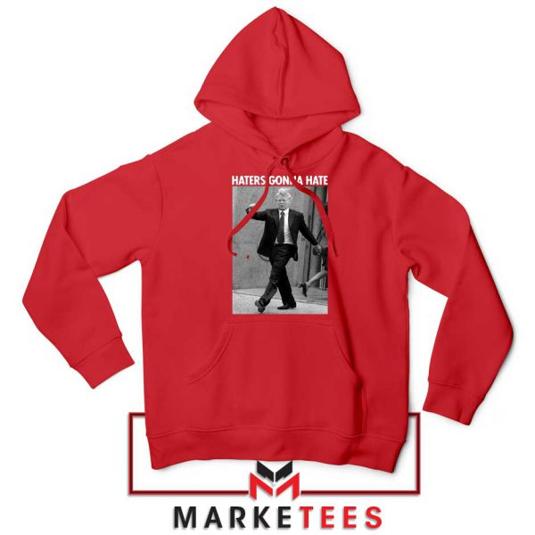 Donald Trump Haters Gonna Hate Red Hoodie
