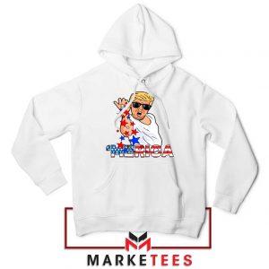 Donald Trump Parody Salt Bae Hoodie