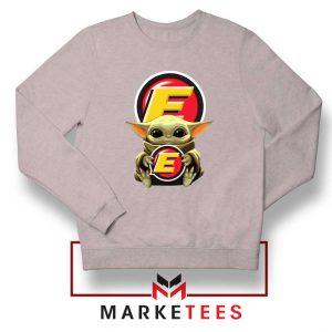 Estes Express Lines The Child Grey Sweatshirt