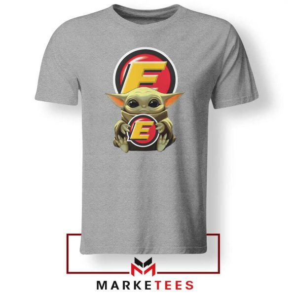 Estes Express Lines The Child Grey Tshirt