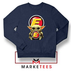 Estes Express Lines The Child Navy Sweatshirt