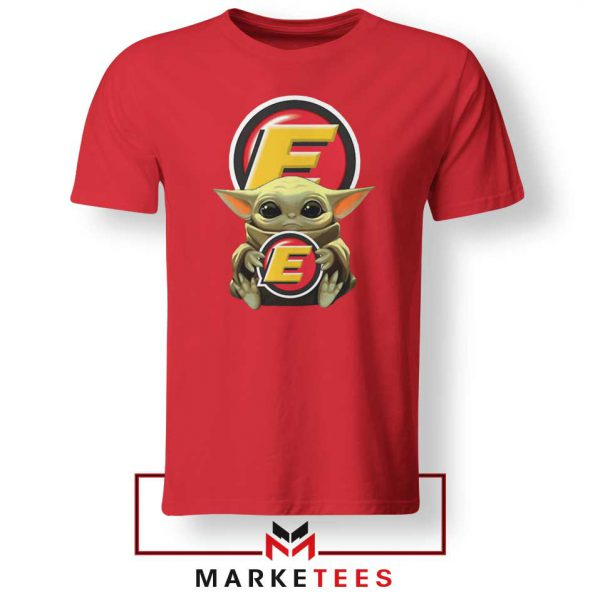Estes Express Lines The Child Red Tshirt
