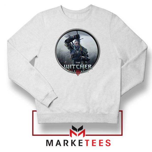 Geralt The Witcher 3 Wild Hunt Sweatshirt