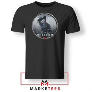 Geralt The Witcher 3 Wild Hunt Tee Shirt
