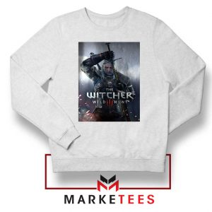 Geralt Witcher Wild Hunt Sweater