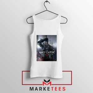 Geralt Witcher Wild Hunt Tank Top