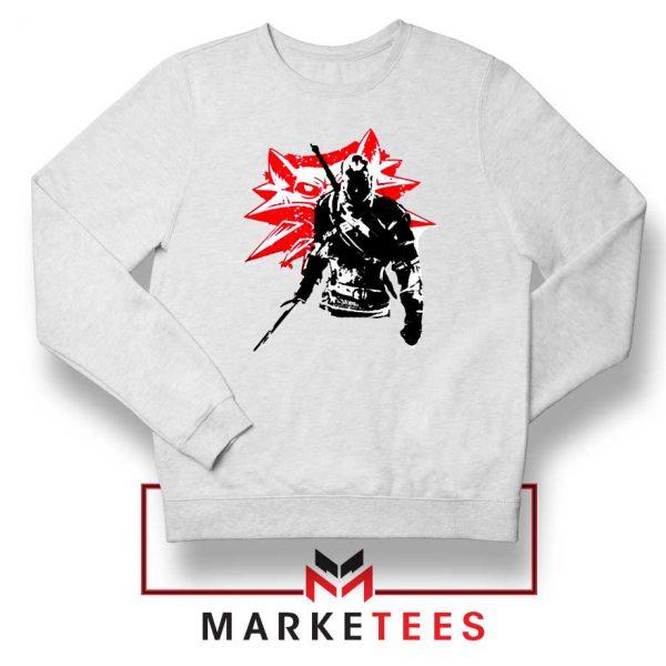 Geralt of Rivia Witcher 3 Sweatshirt