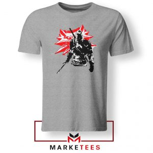 Geralt of Rivia Witcher 3 Tshirt