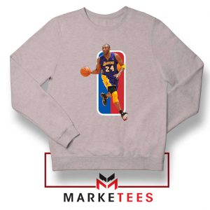 Greatest Kobe Bryant Grey Sweater