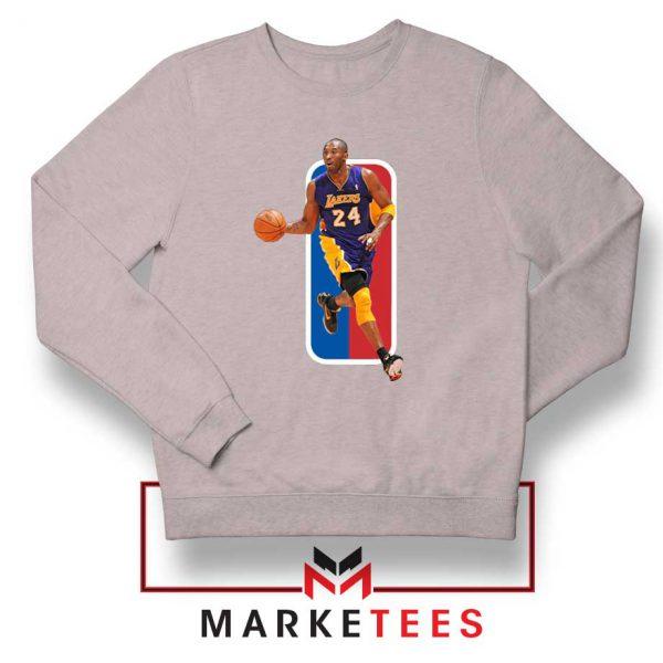 Greatest Kobe Bryant Grey Sweater