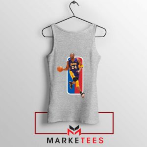 Greatest Kobe Bryant Grey Tank Top