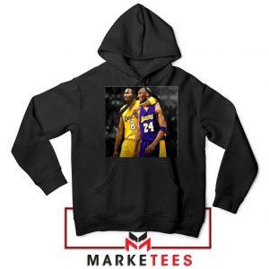 Honor Kobe Bryant Black Hoodie