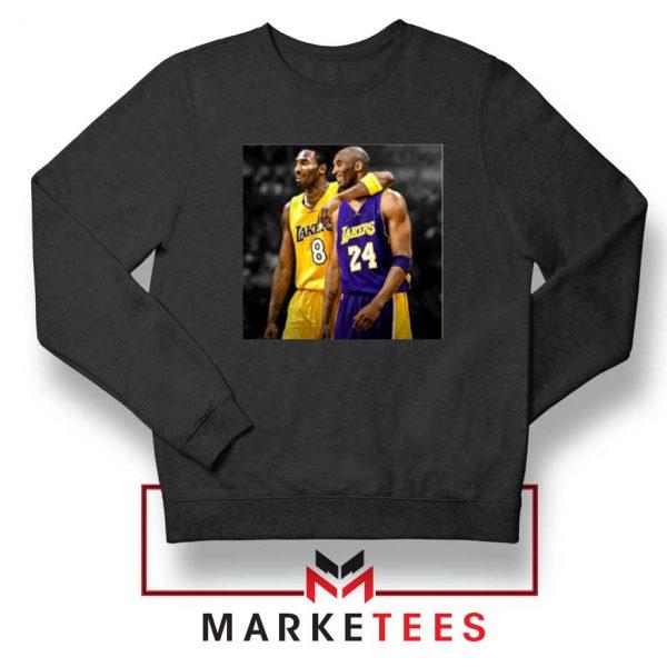 Honor Kobe Bryant Black Sweater
