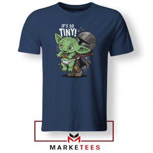 Its So Tiny The Child Navy Tee Shirt