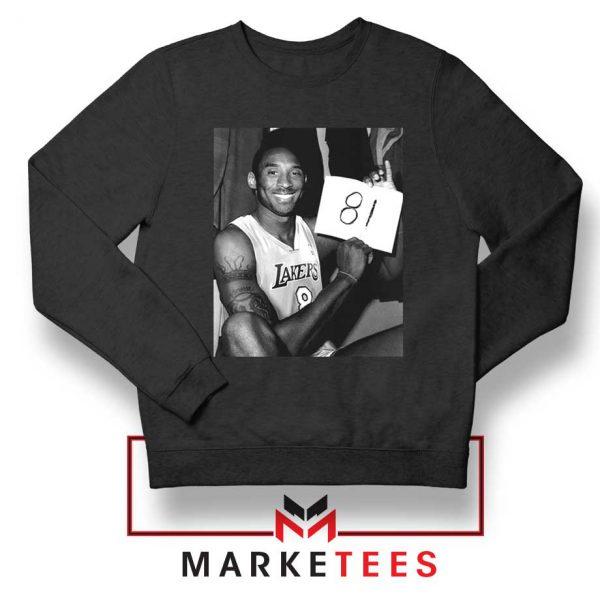 Kobe Bryant 81 Point Game Black Sweatshirt