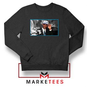 Kobe Bryant Influence Black Sweatshirt