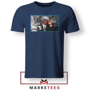 Kobe Bryant Influence Navy Tshirt