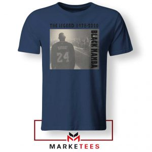 Kobe Bryant Legend LA Lakers Navy Tshirt