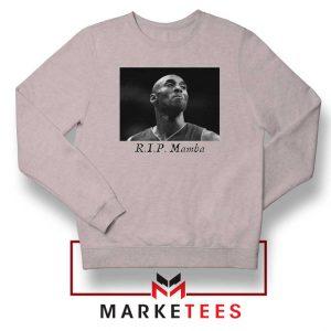 Kobe Bryant NBA Career Grey Sweatshirt