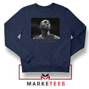 Kobe Bryant NBA Career Navy Sweatshirt