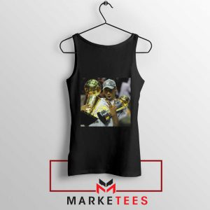 Kobe Bryant Participation Trophies Black Tank Top