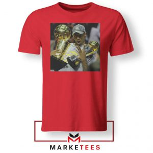 Kobe Bryant Participation Trophies Red Tshirt