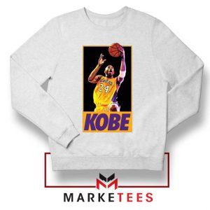 Kobe Bryant Slam Dunk Poster Sweatshirt
