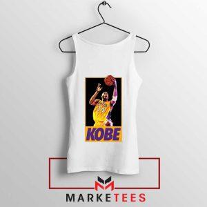 Kobe Bryant Slam Dunk Poster Tank Top