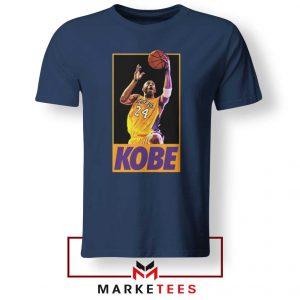 Kobe Bryant Slam Dunk Poster Tshirt