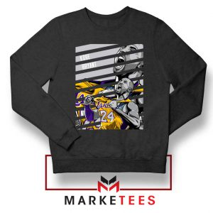 Kobe Bryant Talent Black Sweatshirt