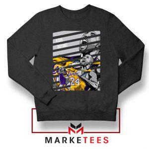 Kobe Bryant Talent Black Sweatshirt