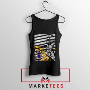 Kobe Bryant Talent Black Tank Top