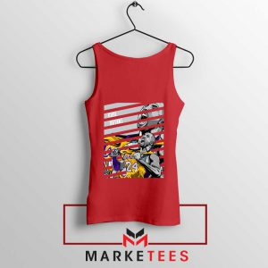 Kobe Bryant Talent Red Tank Top