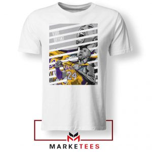 Kobe Bryant Talent White Tee Shirt