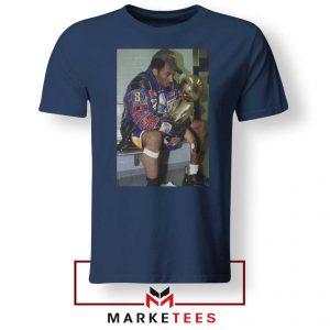 Kobe Winning NBA Championship Tshirt