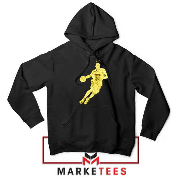LA Lakers Star Kobe Bryant Black Hoodie