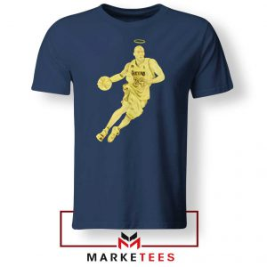 LA Lakers Star Kobe Bryant Navy Tee