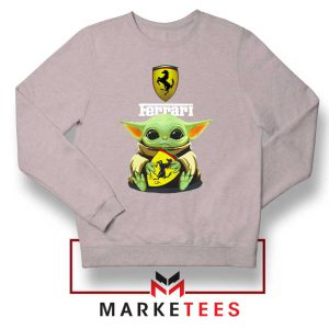 Logo Ferrari The Child Sweatshirt