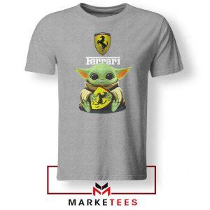 Logo Ferrari The Child Tshirt