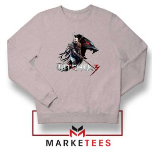 Mount Get The Witcher Grey Sweatshirt