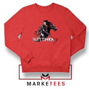 Mount Get The Witcher Sweatshirt